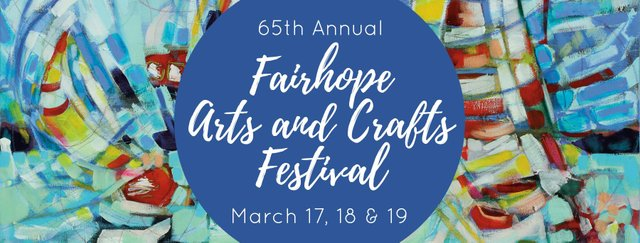 Fairhope's 65th Annual Arts and Crafts Festival
