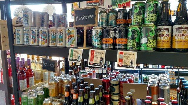 Speakeasy Spirits Candy Store and Wine Bar in Gulf Shores