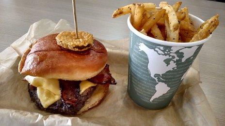 FLIPDADDYS burgers in Orange Beach Alabama