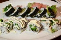 Sushi from Master Joe's in Orange Beach