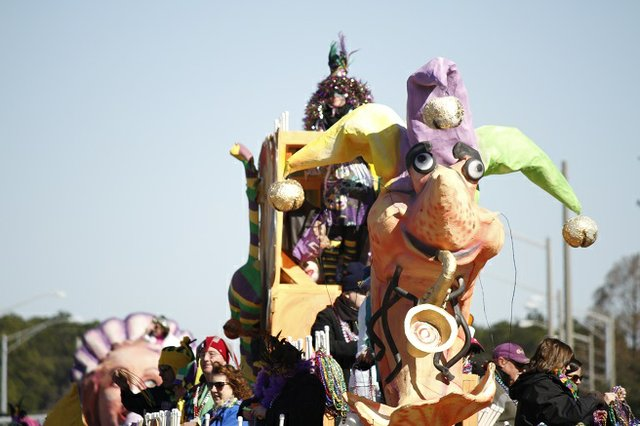 Mardi Gras in Gulf Shores and Orange Beach