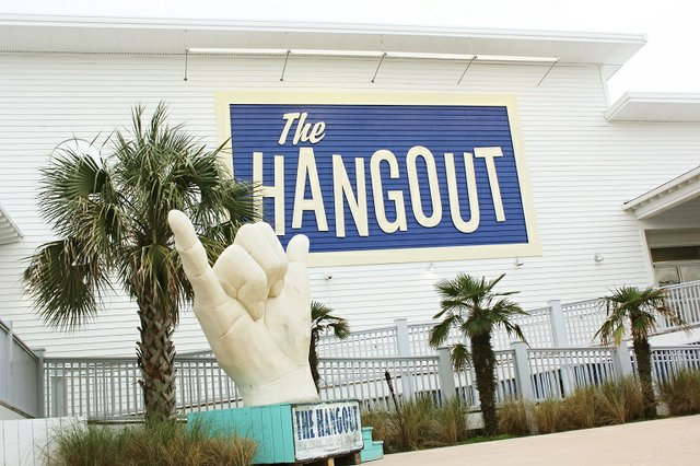 The Hangout in Gulf Shores, AL restaurant