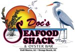 Docs' Seafood Shack & Oyster Bar in Orange Beach