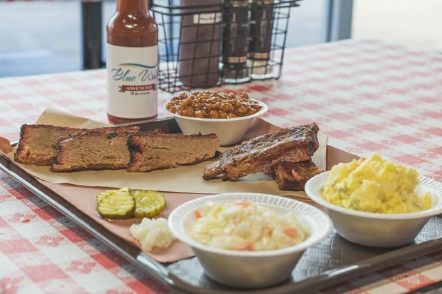 Blue Water BBQ Company in Orange Beach