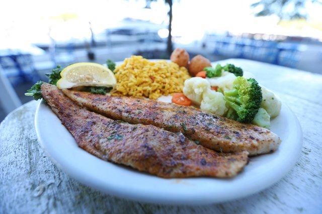 The Intracoastal Restaurant in Orange Beach