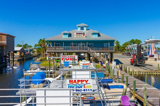 Happy Harbor in Orange Beach