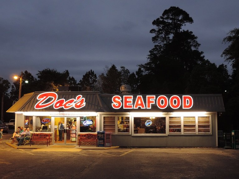 Docs Seafood Shack in Orange Beach