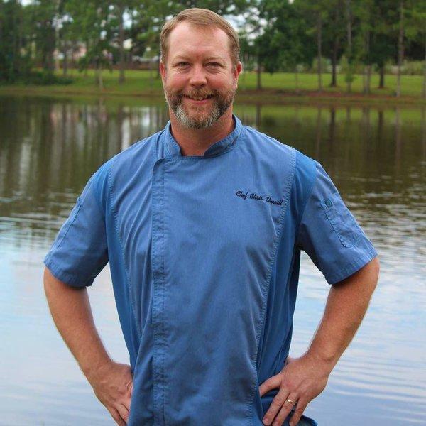 Chef Chris Sherrill