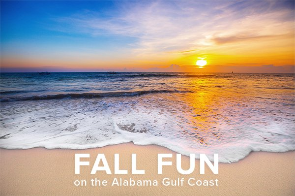 Fall Fun at the Beach