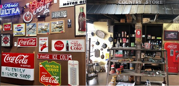 Red Beards Image Collage - Group 1 - Country Store and Signs.PNG