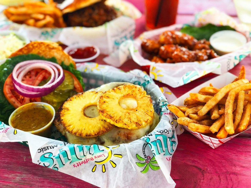 Crazy Sista Burger