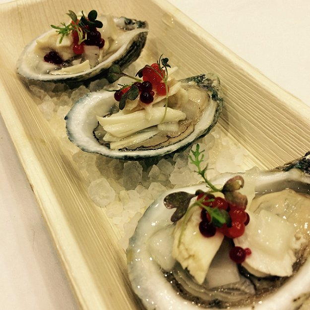 Murder Point Oysters #ButterLove