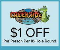 Creekside Mini Golf & Arcade