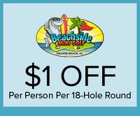 Beachside Mini Golf