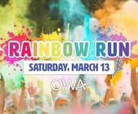 Rainbow Run through Downtown OWA 2