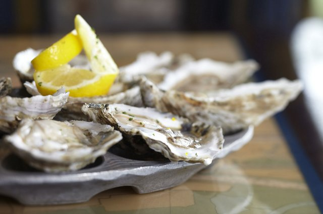 Oysters in Gulf Shores and Orange Beach