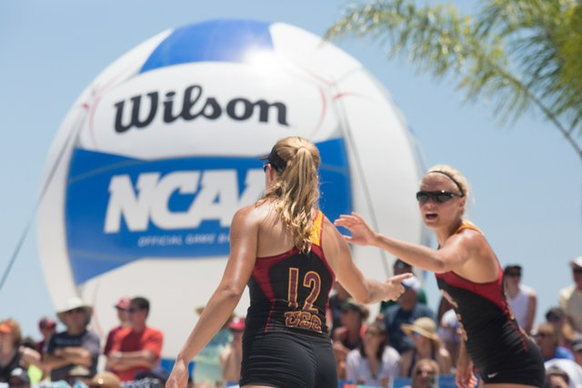 NCAA Volleyball Championship in Gulf Shores
