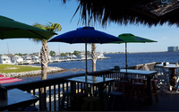 Pleasure Island Tiki Bar in Orange Beach