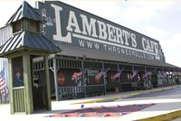 Lambert's Cafe Home of Throwed Rolls in Foley AL