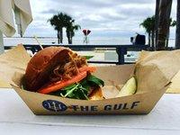The Gulf in Orange Beach