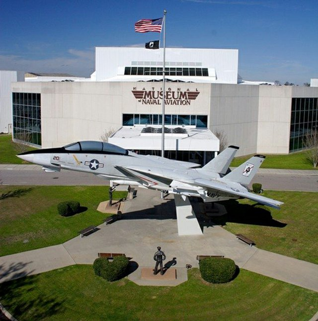 National Naval Aviation Museum in Pensacola
