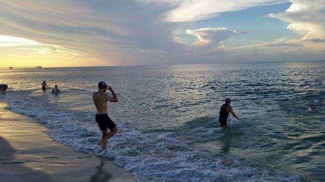 Brett Robinson Alabama Coastal Triathlon