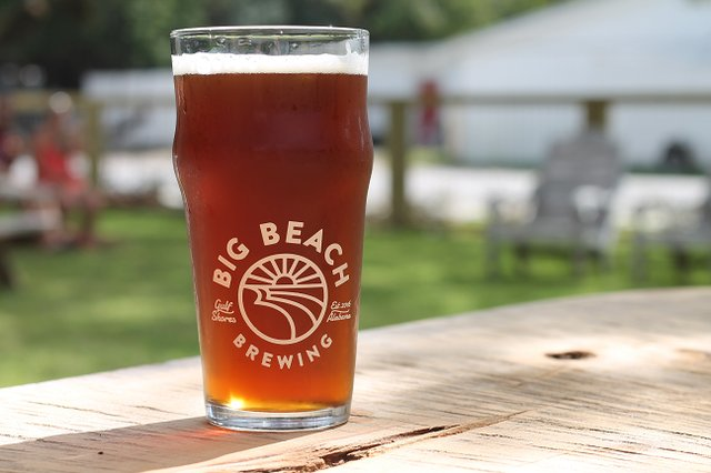 Big Beach Brewing Beer IPA