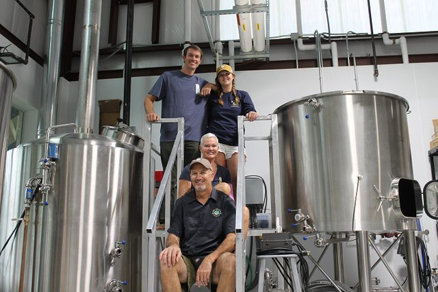 Big Beach Brewing Family Business