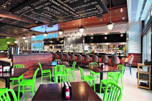 Wahlburgers Restaurant in Foley, ALabama at OWA