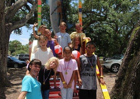 Tacky Jacks Beach Games in Gulf Shores