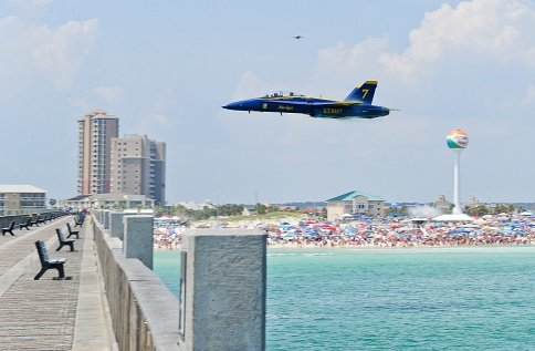 Blue Angels Pensacola Beach Air Show