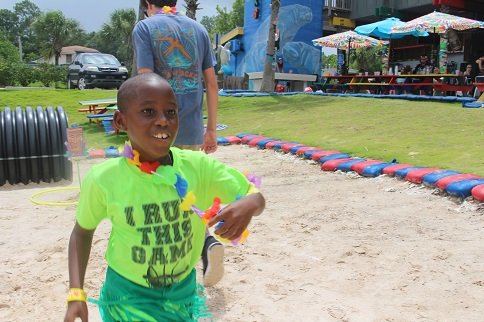 Tacky Jacks Gulf Shores Beach Games are a great thing to do with kids