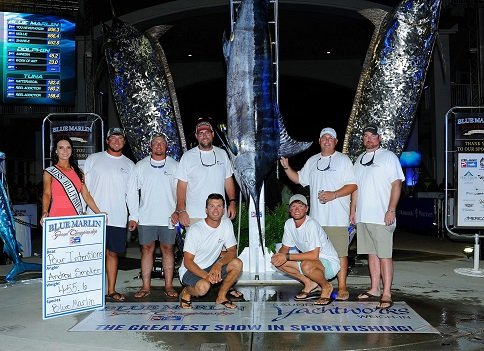 Blue Marlin Championship at The Wharf