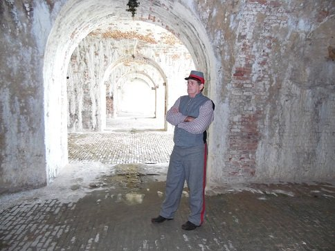 Fort  Morgan Twilight Tours