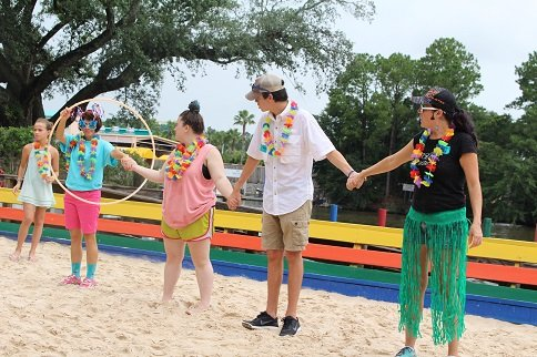 Things to do in Gulf Shores   Tacky Jacks Beach Games