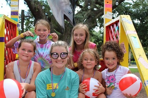 Coast360 Beach Games at Tacky Jacks Gulf Shores