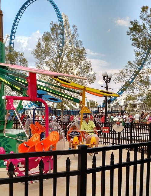 Flutter By Ride at OWA in Foley, Alabama