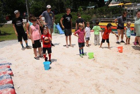 Coast360 Beach Games   July 27, 2017