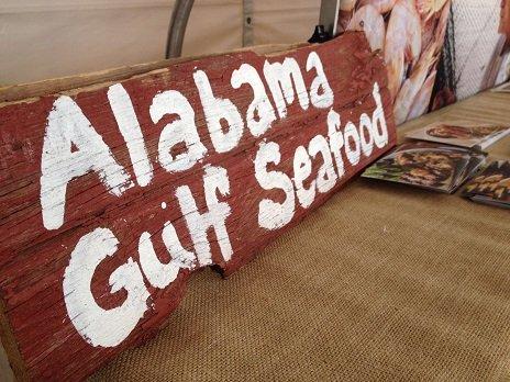 Annual National Shrimp Festival in Gulf Shores, Alabama